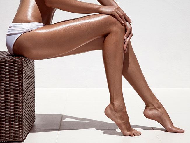 Cómo conseguir unas piernas bonitas y estilizadas
