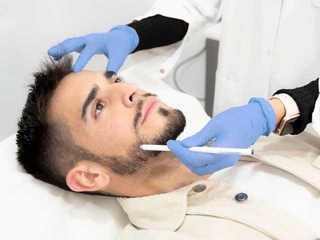 cuánto duran los tratamientos de estética hombre